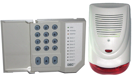 how to change dsc alarm code